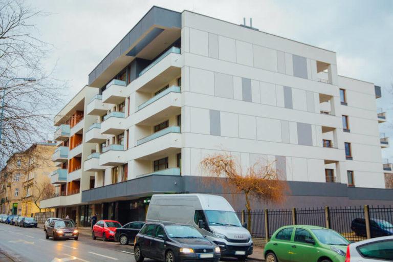 budowa budynku mieszkalnego wielorodzinnego