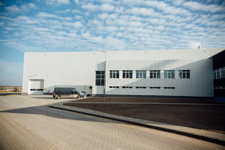 budowa hali produkcyjnej z zapleczem socjalnym Ardagh