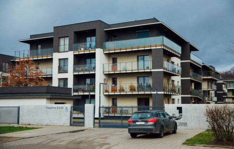 budowa osiedla Wille Jana Łódź