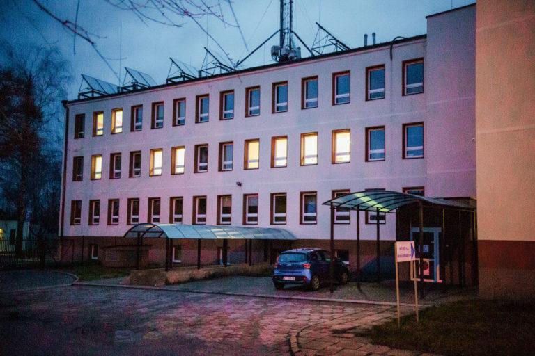 budowa pawilonu bloku operacyjnego Łódź