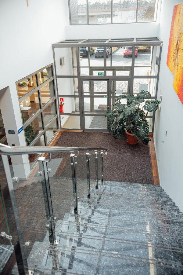 budynek biurowo-magazynowy Leitz Polska