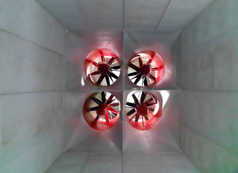 Fly Spot budowa tunelu aerodynamicznego