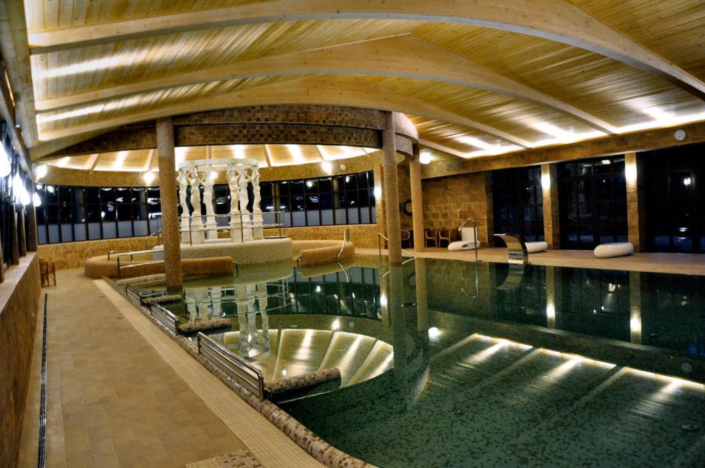 Budowa Krytej Pływalnia i SPA w Pałacu Manor House w Chlewiskach