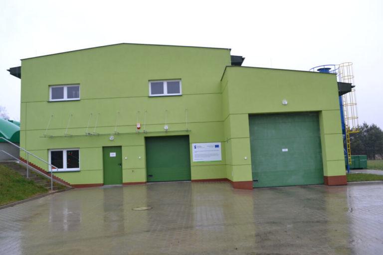 Rozbudowa i modernizacja oczyszczalni ścieków w Iłży