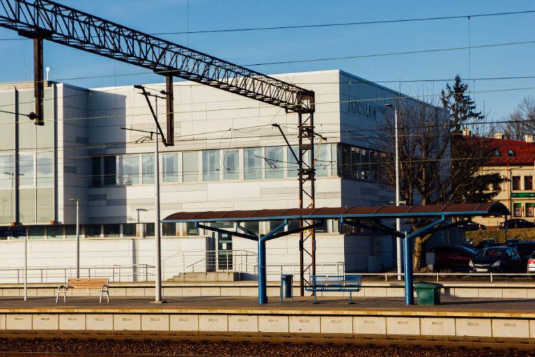 przebudowa dworca kolejowego Jarosław