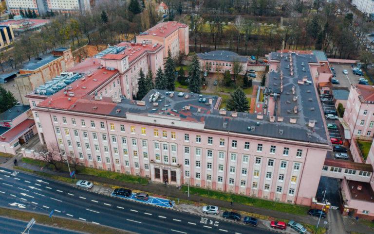 przebudowa pomieszczeń szpitalnych Łódź