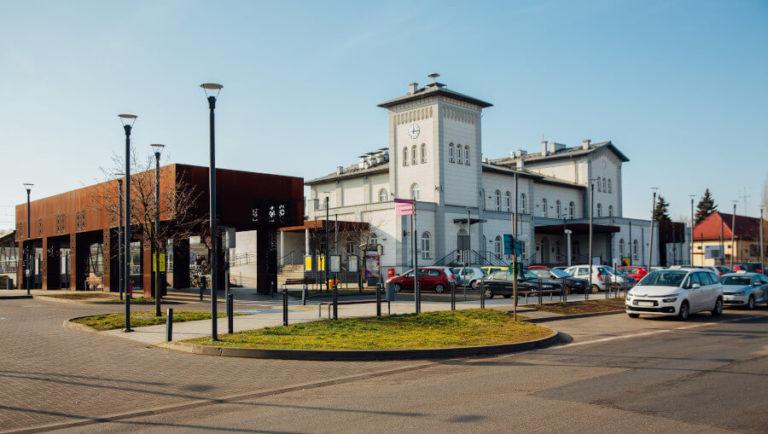 przebudowa zabytkowego dworca Kutno-1