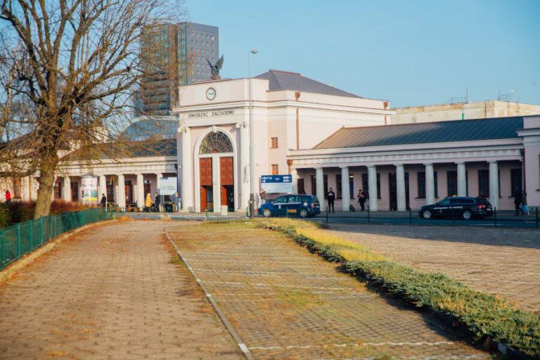 przebudowa zabytkowego dworca Poznań Zachodni