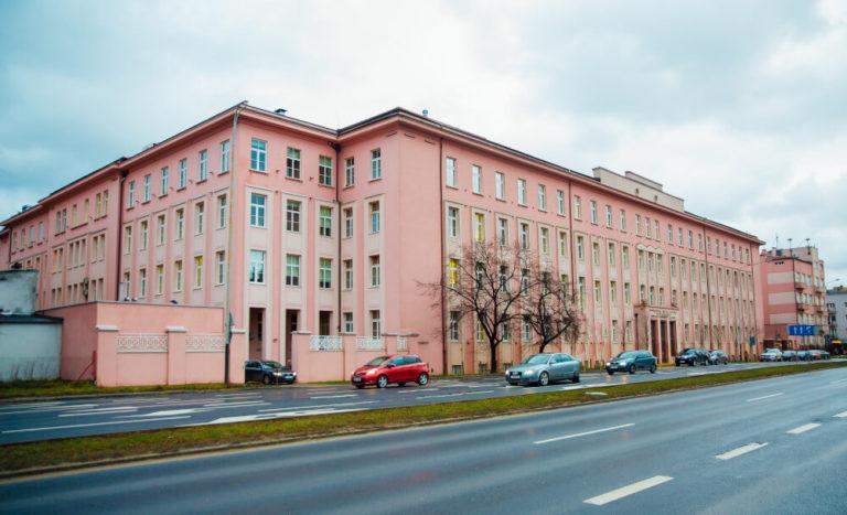 remont pomieszczeń szpitalnych Łódź