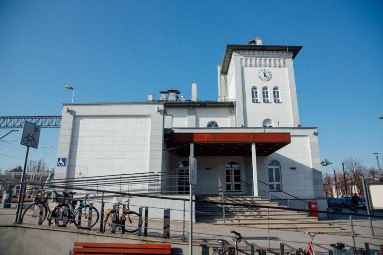remont zabytkowego dworca Kutno