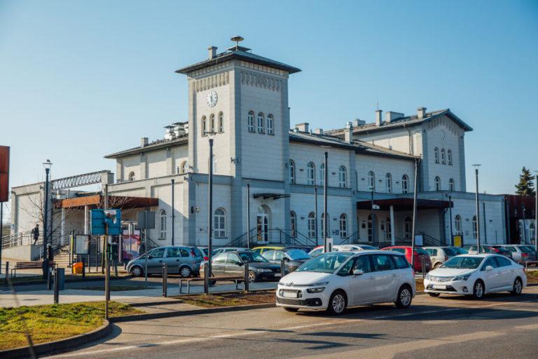 przebudowa zabytkowego dworca Kutno