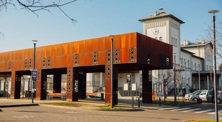 renowacja zabytkowego dworca Kutno