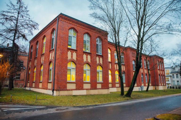 rewitalizacja zabytkowego szpitala Łódź